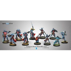 Infinity - Panoceania Military Orders 300 pts Pack