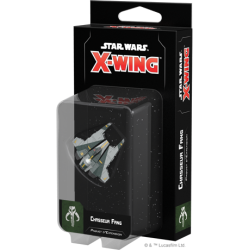 X-Wing V2 - Chasseur Fang