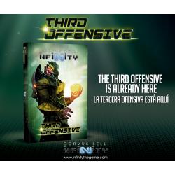 Infinity - Third Offensive (EN) - Avec Figurine...