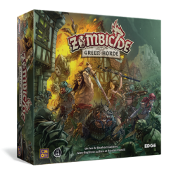 Zombicide Green Horde - Code Box