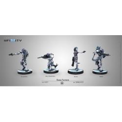 Infinity - Dakini Tacbots (+Deva Spitfire)