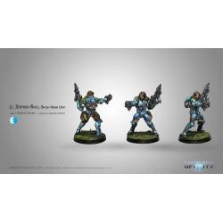 Infinity - Lieutenant Stephen Rao, Bagh-Mari...
