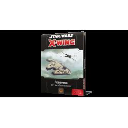 X-Wing V2 - Résistance -...