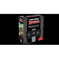 X-Wing V2 - Serviteurs de la Lutte