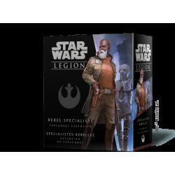 SW Légion - Spécialistes Rebelles