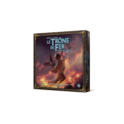 Trone de Fer (Plateau) - Extension Mère des Dragons