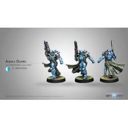 Infinity - Aquila Guard (HMG, Panzerfaust)