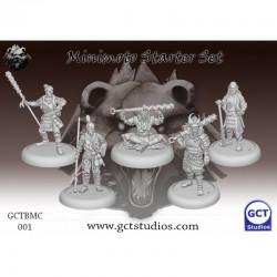 Bushido - Minimoto Clan Starter Set