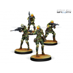 Infinity - Brawlers, Mercenary Enforcers