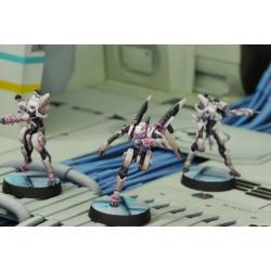 Infinity (Corvus Belli) - Garuda Tactbots (Fusil Combi)