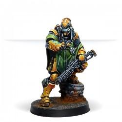 Infinity - Zhencha, Armored Reconnaissance Regiment (Hacker)