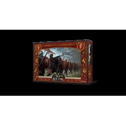 Le Trône de Fer (Figs) - Gardes Lannister