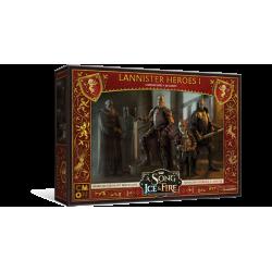 Le Trône de Fer (Figs) - Héros Lannister I
