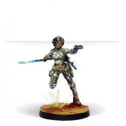 Infinity - Namurr Active Response Unit (Heavy Pistol, E/M...
