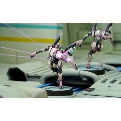 Figurine Infinity (Corvus Belli) - Garuda Tactbots (HMG)