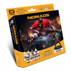 Vallejo - Model Color Set: Infinity Nomads Exclusive...