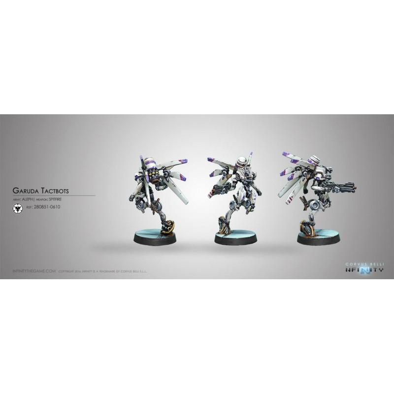 Figurine Infinity (Corvus Belli) - Garuda Tactbots (Spitfire)
