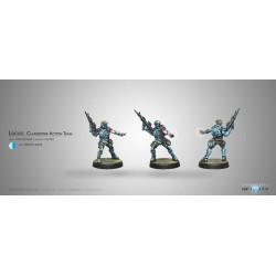Infinity - Locust, Clandestine Action Team...
