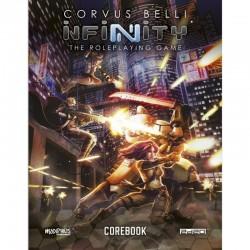 Infinity RPG - Core Rulebook (EN)