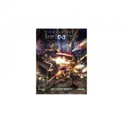 Infinity RPG - Gamemaster's Screen (EN)