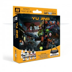 Vallejo - Model Color Set: Infinity Yu Jing Exclusive...