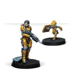 Infinity - Tai Sheng, Zuyong Invincibles NCO (Breaker Rifle)