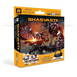 Vallejo - Model Color Set: Infinity Shasvastii Exclusive...