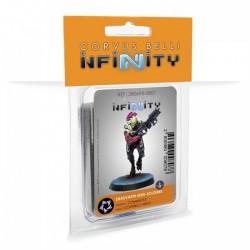 Infinity - Shasvastii Seed-Soldiers (Combi Rifle)