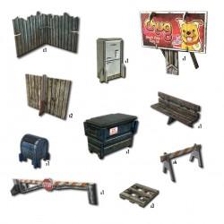 Battle Systems - Urban Street Accessories II