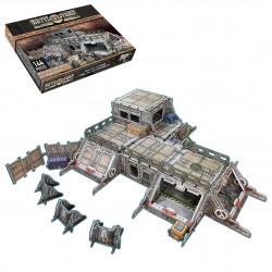 Battle Systems - Outlands Delta Garrison