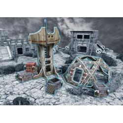 Battle Systems - Outlands Explorer Station
