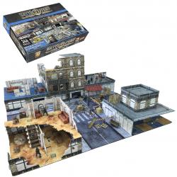 Battle Systems - City Block Core Set