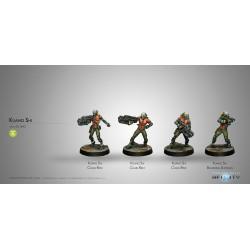 Infinity - Kuang Shi (Chain Rifle, Fusil...