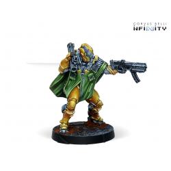 Infinity - Zhencha, Armored Reconnaissance Regiment...