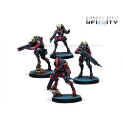 Infinity - Shasvastii Nox Troops