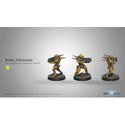 Infinity - Shang Ji Invincible (Fusil Combi+Lance-flammes...