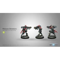 Infinity - Haramaki Zensenbutai (Lance-missiles)