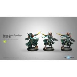 Infinity - Imperial Agent, Crane Rank (Fusil MULTI, Monofilament CCW)