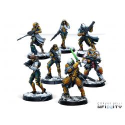 Infinity - Operation Kaldstrom : Yu-Jing + 3 dés