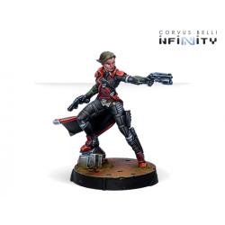 Infinity - Securitate Inspector Jelena Kovac