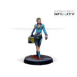 Infinity - Databanker