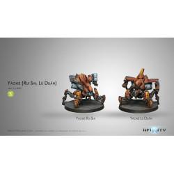 Infinity - Yaoxie Remotes (Lu Duan / Rui Shi)