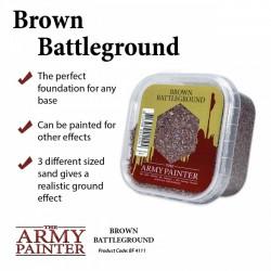 Army Painter - Battlefields : Brown Battleground basing