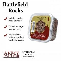 Army Painter - Battlefields : Battlefield Rocks Basing