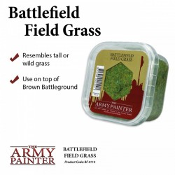 Army Painter - Battlefields : Field Grass Static