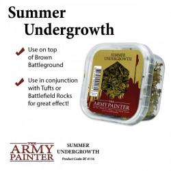 Army Painter - Battlefields : Summer Undergrowth Basing