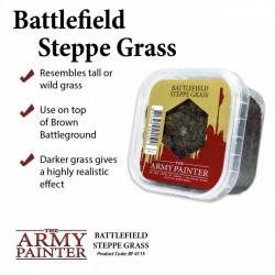 Army Painter - Battlefields : Steppe Grass Static