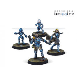 Infinity - Panoceania Support Pack