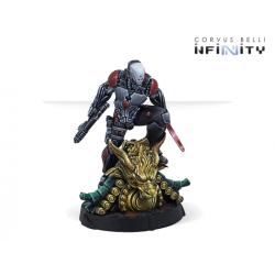 Infinity - Ninjas (Submachine gun, tactical bow)