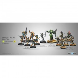 Infinity - Haqqislam Red Reil Action Pack (+3dés)
